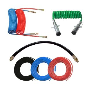 Air Brake Hoses, Cables, and Tubing