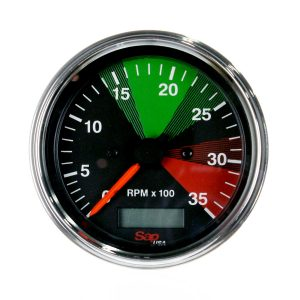 Electronic RPM Meters